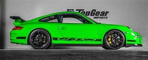 2008 911 Gt3rs Coupe In Viper Green