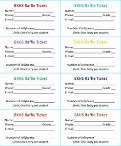 21 movie ticket templates free premium templates for Template for raffle tickets to print