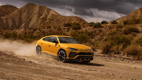 Lamborghini Urus S-SUV was officially launched - Car ...