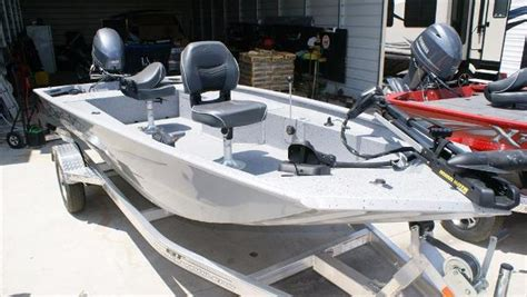 Xpress Boats Crappie by Xpress Boats Xp Stick Steer Crappie Xp16pf Boats For Sale