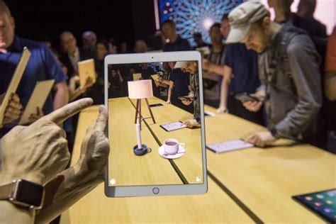 apple s billion devices give its ar the edge