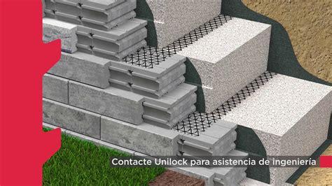 Unilock Wall Installation by U Cara Retaining Wall Installation Introduction 1 Of 3