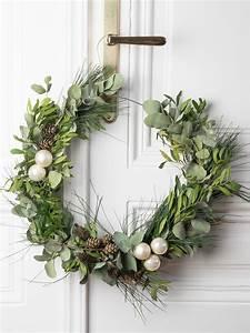Weihnachtskranz Selber Machen : skandinavischer weihnachtskranz interior diy ~ Markanthonyermac.com Haus und Dekorationen