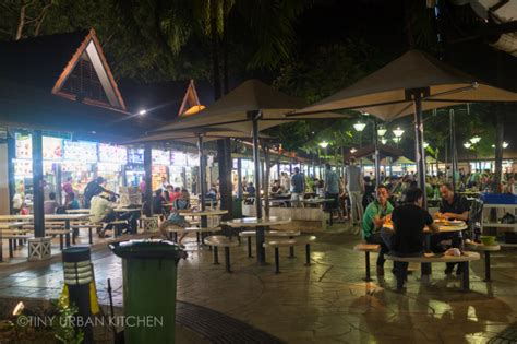 cuisine centre newton food centre singapore