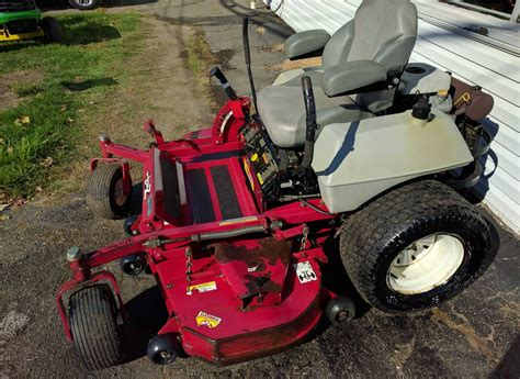 60in exmark lazer z commercial zero turn mower 25 kawasaki great runner gsa equipment new
