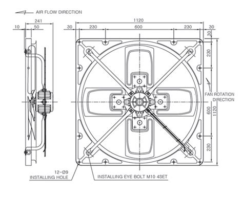 Boat Propeller Ventilation by Fan Propeller Drawing Www Imgarcade Image