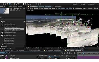 Adobe After Effects screenshot #3