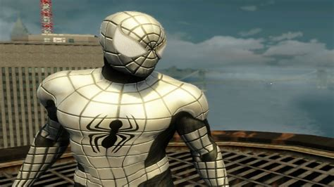 animated series spider armor gameplay  amazing spider