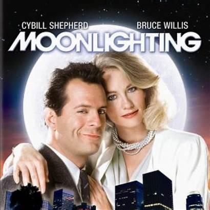 Moonlighting Tv Shows Cybill Shepherd Side Bit