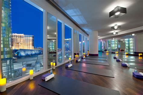 mandarin oriental spa in las vegas offers sunshine yoga and so much more las vegas blogs