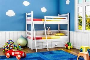 Jugendzimmer Gestalten Farben : kinderzimmer farbig gestalten ~ Bigdaddyawards.com Haus und Dekorationen