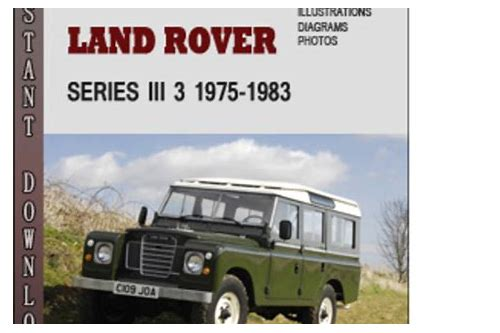land rover defender rave manual