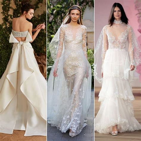 hot trends  emerged  nyc bridal week asia