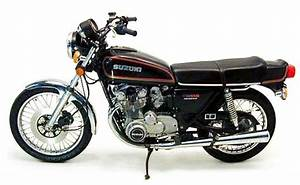 The Suzuki 550 At Motorbikespecs Net  The Motorcycle