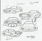 Camaro 68 Drawing 69 Sketches Sketch Getdrawings sketch template