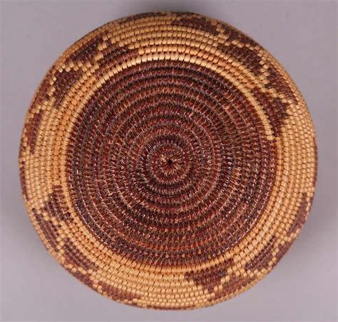 native american indian basket northern california maidu