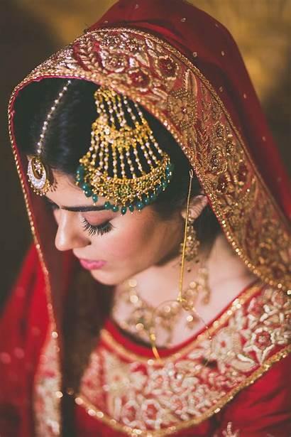 Muslim Bridal Jewellery Nikah Bride Ceremony Jewelry