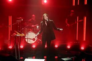 """K. Flay Performs """"Blood In The Cut"""" On """"Late Night With ..."""