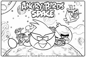 HD Wallpapers Angry Birds Rio Coloring Pages Free