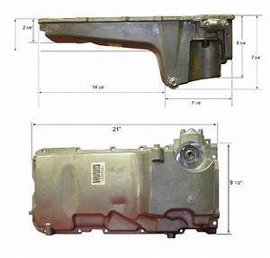 Gm Muscle Car Oil Pan Kit 19212593
