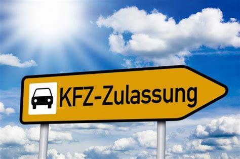 vorlage fuer die zulassungsstelle pkwkfz zulassung