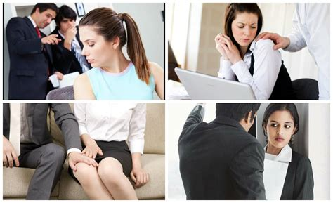 decorating home office on a forms of sexual workplace harassment