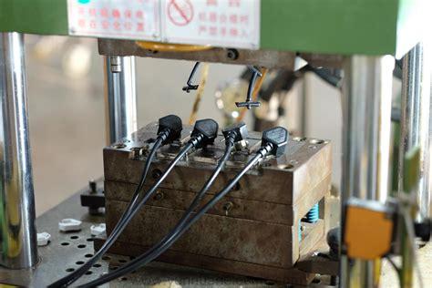 China 3 Prong Right Angle Power Cord