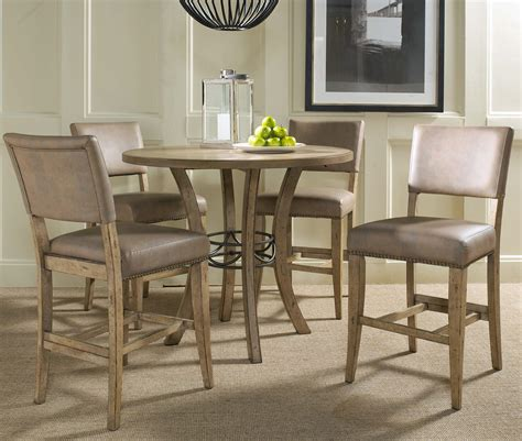 hillsdale charleston 5 pub table and chair set