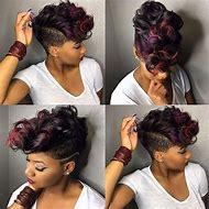 Crochet Hairstyles for Black Women Short Sha…