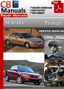 2000 Mazda Protege Repair Manual