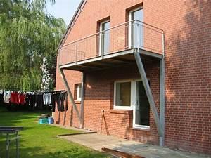 Balkon Selber Bauen Stahl : balkon bauen balkongestaltung ~ Lizthompson.info Haus und Dekorationen