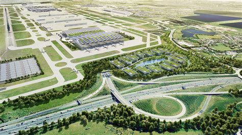 Heathrow Releases Images Of Airport With Third Runway