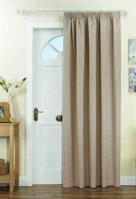 kent thermal door curtain woodyatt curtains stock