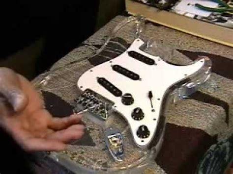 Guitar Fix Easy Fender Stratocaster Strat Copy Upgrade