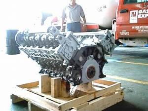 Motor V10 6 8 Lts Ford Triton F450 Remanufacturado