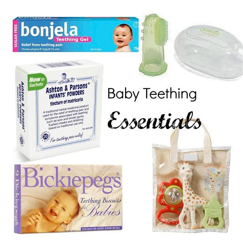 Coping With A Teething Baby