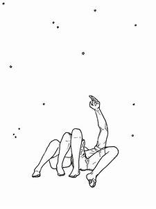 couple simple drawing tumblr - Google Search | Star Gazing ...