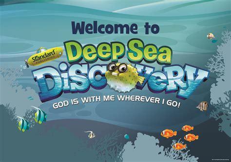 vbs deep sea discovery balfour baptist church