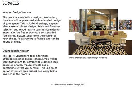 interior design services make your website interior design yola