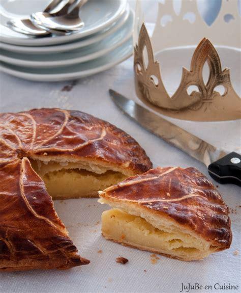 hervé cuisine galette des rois recette de galette des rois à la vraie frangipane jujube en cuisine