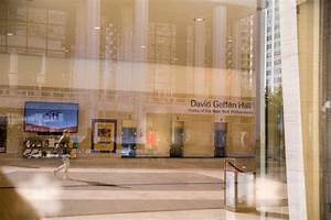 Lincoln Center Scraps A 500 Million Geffen Hall