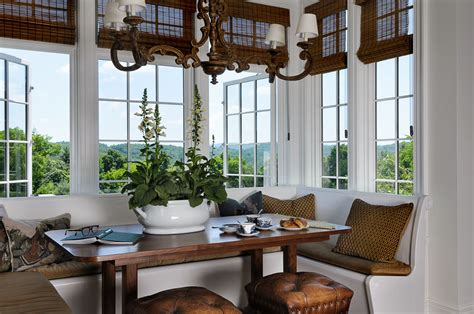 Kitchen Tables With Bench Seating by 8 Window Seats On The Drawing Board
