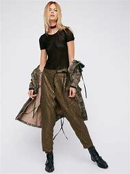 Free People Sequin Pants