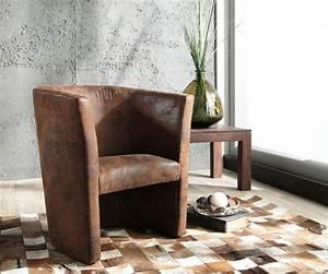Designer Lounge Sessel : sessel goya braun lounge chair gepolstert antik optik m bel sessel liegen cocktailsessel ~ Whattoseeinmadrid.com Haus und Dekorationen
