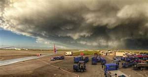 Storm Spawns Stunning Clouds Over Colorado