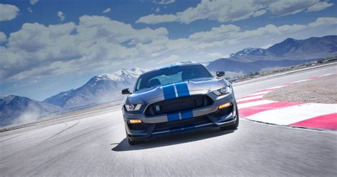 ford mustang shelby gt  auto deportivo detalles
