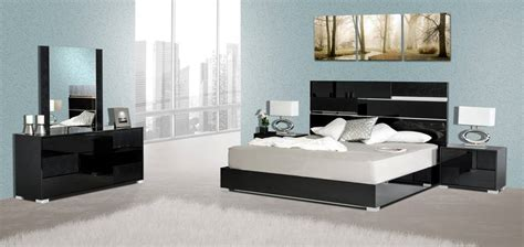 italy quality elite modern bedroom set escondido