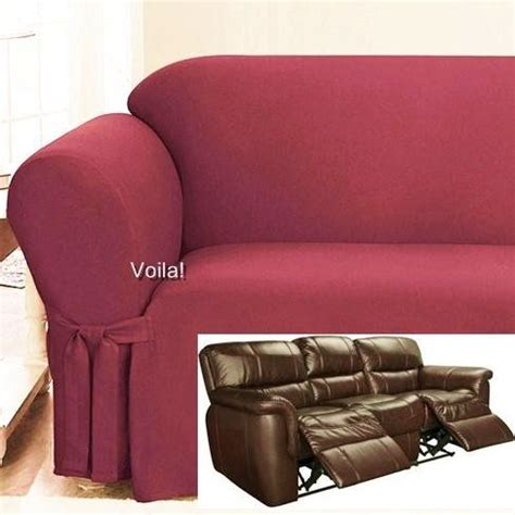 Sofa Covers For Reclining Sofas recliner sofa and loveseat covers dual reclining loveseat