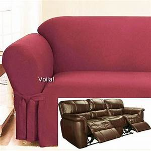 106 best slipcover 4 recliner couch images on pinterest With recliner sectional sofa slipcovers