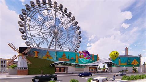 World Theme Park by Snow World Theme Park To Open In Minglanilla In December